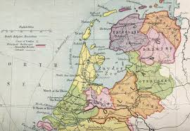 Map Of Holland Index Of Genealogy History Maps Netherlands
