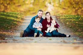 fall family portrait ideas popsugar