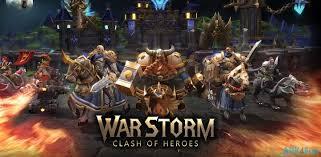 legion of heroes apk warstorm clash of heroes apk 1 3 5 warstorm clash of