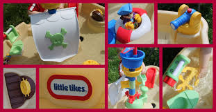 Little Tikes Anchors Away Pirate Ship Water Table Little Tikes Anchors Away Pirate Ship Thrifty Nifty Mommy