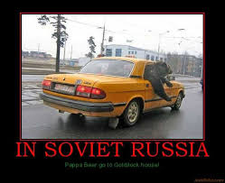 Russian Car Meme - in soviet russia page 3 rc groups