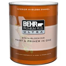 behr premium plus ultra 1 qt ultra pure white satin enamel