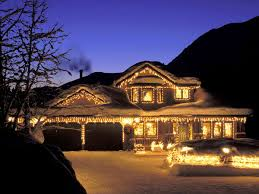 Christmas Lights On House by Easy Outdoor Christmas Light Decorating Ideas Bedroom And Living