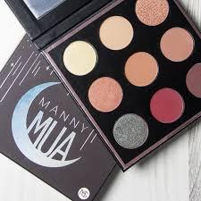 Makeup Mua makeup manny mua palette at bay