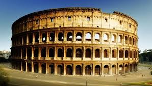 www architecture superb animation reconstructs the colosseum inside ancient rome