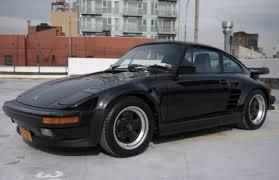 1987 porsche 911 slant nose 1987 porsche 930 factory slantnose turbofor sale front my style