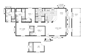 stunning 24 images manufactured homes floor plans uber home