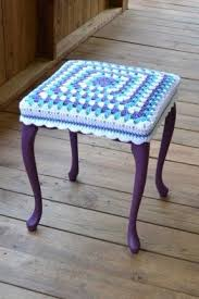 Shabby Chic Stools by Purple Stools Foter