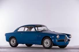 alfa romeo giulietta classic 1956 alfa romeo giulietta sprint veloce