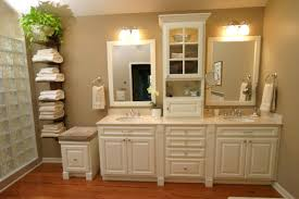 Bathroom Vanity Shelves Ideas For Bathroom Vanities Cabinet Vanity Storage With Grey And