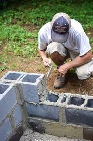 How To Make A Fire Pit In Your Backyard by Creek Stone Fire Pit Diy Few As We Watch The Fire In The Big