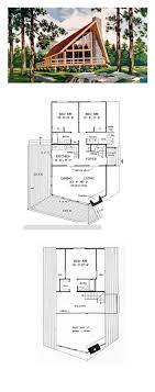 4 bedroom cabin plans 49 best a frame house plans images on architecture