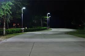 led parking lot lighting sarasota bradenton tampa ft myers