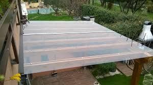 coperture tettoie in pvc 40 immagini idea di copertura per tettoie