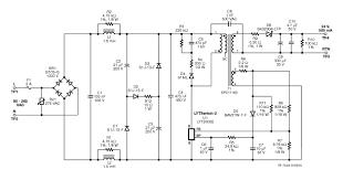 v cv der 440 12 w 24 v cv cc isolated led driver power