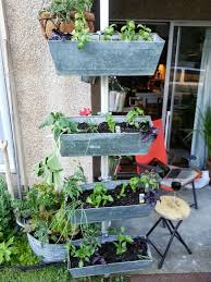 ikea planter hack vertical planter with small footprint ikea hackers