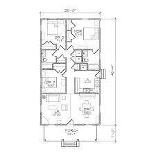 haywood ii bungalow floor plan tightlines designs