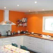 deco cuisine couleur decoration couleur de cuisine cuisine couleur mandarine