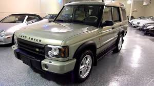 land rover green 2003 land rover discovery se 4dr awd 2018 sold youtube