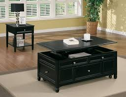 black coffee table with storage lift top coffee tables black coffee tables