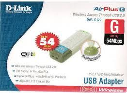 d link clé usb wifi 802 11g dwl g122 54mb carte réseau d link d link dwl g122 clé usb airplus g sans fil
