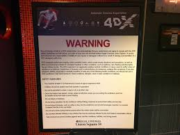 should i see a movie in 4dx business insider