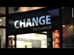 bureau de change à change du claridge bureau de change à 8e