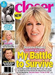 suzanne somers hair cut suzanne somers looks sensational as she promotes new book daily