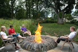 Fire Pit Ideas Pinterest by Fire Pits Casual Fire Pit Designs Plans Stone Backyard Ideas