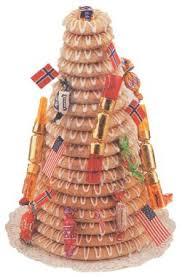 kransekake norwegian wedding cake toque tips
