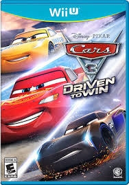 Wii Backyard Football by Cars 3 Driven To Win For Wii U Nintendo Game Details
