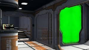 spaceship bedroom futuristic spaceship bedroom spaceship room video background green