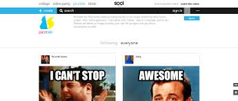 Meme Generator Game - microsoft s socl network steps up its game with animated gifs meme