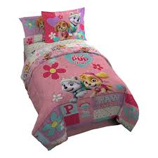 Minecraft Twin Comforter Paw Patrol We Are Pawsome Girls Twin Comforter Set Toys