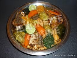 comment cuisiner le congre poisson tiep bou dienn riz au poisson plat africain jeannette cuisine
