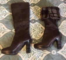 ugg womens josie heeled boots stout ugg australia knee high boots s us size 7 5 ebay