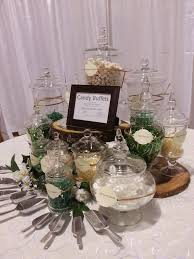 Apothecary Jars For Candy Buffet by Candy Buffets Ideas Inspirations Project Block Green Eyed
