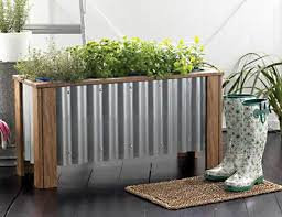 diy urban planter box plans apartment therapy