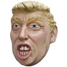 skin mask halloween trump halloween political mask walmart com