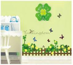 Flowers Bedroom Wall Decorations Modern Flowers Bedroom Wall - Childrens bedroom wall designs