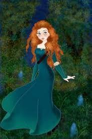 queen elinor brave doll divine azaleas dolls