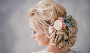 wedding flowers in hair 20 wedding hairstyles with exquisite headpieces tulle