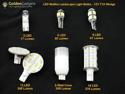 led replacement bulbs for landscape lights t10 wedge base led for malibu landscape lights