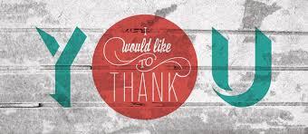 thank you card matt warren graphic design