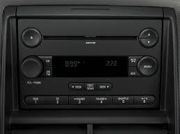 2007 Ford Explorer Interior 2009 Ford Explorer Radio Interior Photo Automotive Com