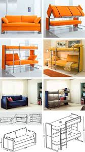 resource furniture space saving systems bunk bed convertible