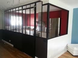 cuisine avec porte coulissante verrière de cuisine avec porte coulissante verrieres