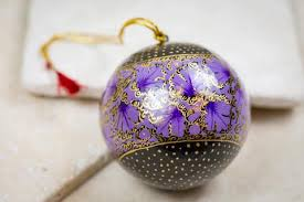 hand painted ornaments u2013 the skipping stone