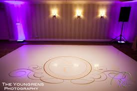 Gold Floor L Custom White And Gold High Gloss Floor L Auberge Mar