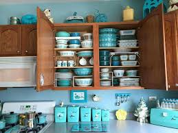vintage retro kitchen canisters turquoise vintage kitchen canisters pots and pans bread boz